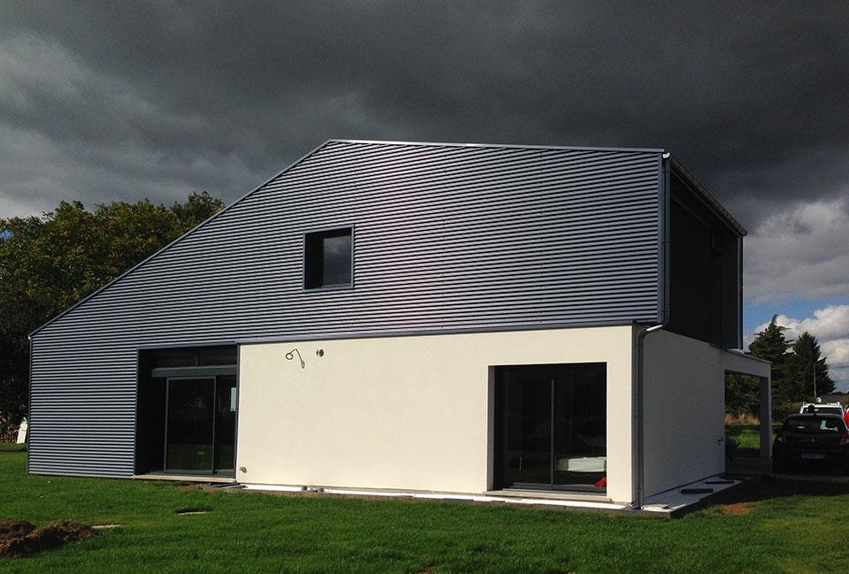 facade maison gris souris quelle couleur pour quelles faades et murs amazing peinture. Black Bedroom Furniture Sets. Home Design Ideas
